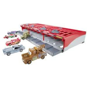 Cars 2 Grand Prix Race Launcher